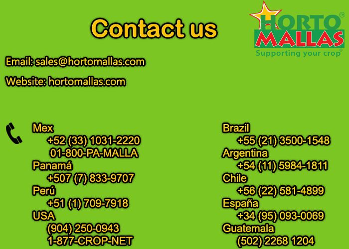 mail us at sales@hortomallas.com